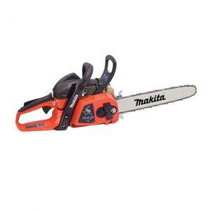 106439 makita chainsaw 400mm 16inch 35cc 12800 rpm orange housing ea3501sr HERO