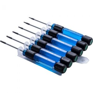 157721 kincrome precision torx screwdriver set 6 piece k5011 hero