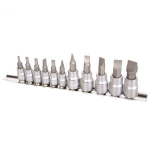 157726 kincrome 1 4inch 3 8inch blade socket set 11 piece k5027 hero