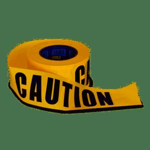 Shopping caution